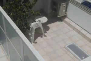 Rehabilitació de terrassa d'hotel, Figueres