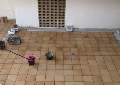 Rehabilitació de terrassa en edifici plurifamiliar, Tossa de Mar