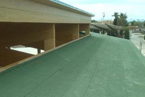 Impermeabilització pèrgola de fusta, Sant Pere Pescador