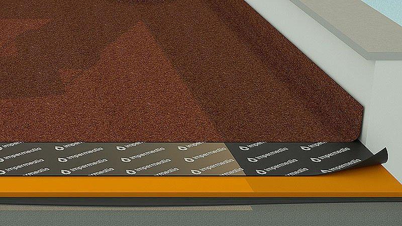 Impermeabilització de cobertes i teulades - autoprotecció mineral