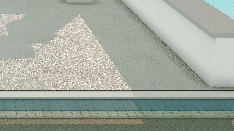 Impermeabilització de cobertes i teulades - resina