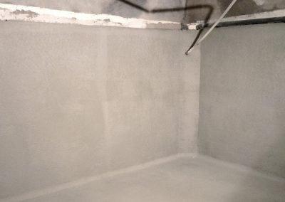 Dipòsit d'aigües potables Hotel Ilunion Bel Art