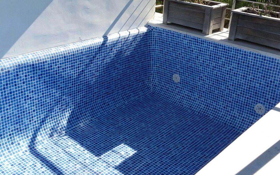 Rehabilitació de piscina en edifici plurifamiliar, Platja d'Aro