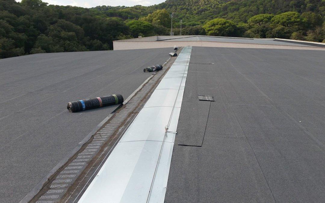 Rehabilitació de coberta del Poliesportiu de Tossa de Mar
