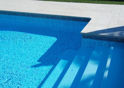 Rehabilitació de piscina en casa unifamiliar, Santa Cristina d'Aro