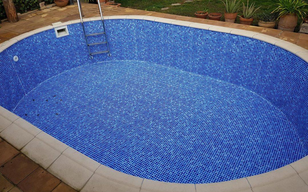 Rehabilitació de piscina en casa unifamiliar, Platja d'Aro